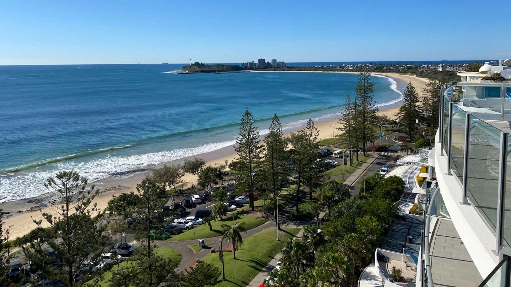 mooloolaba activities beach sunshine coast